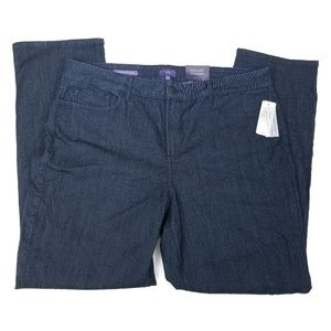 NYDJ Jeans Straight Lift Tuck Technology 20W